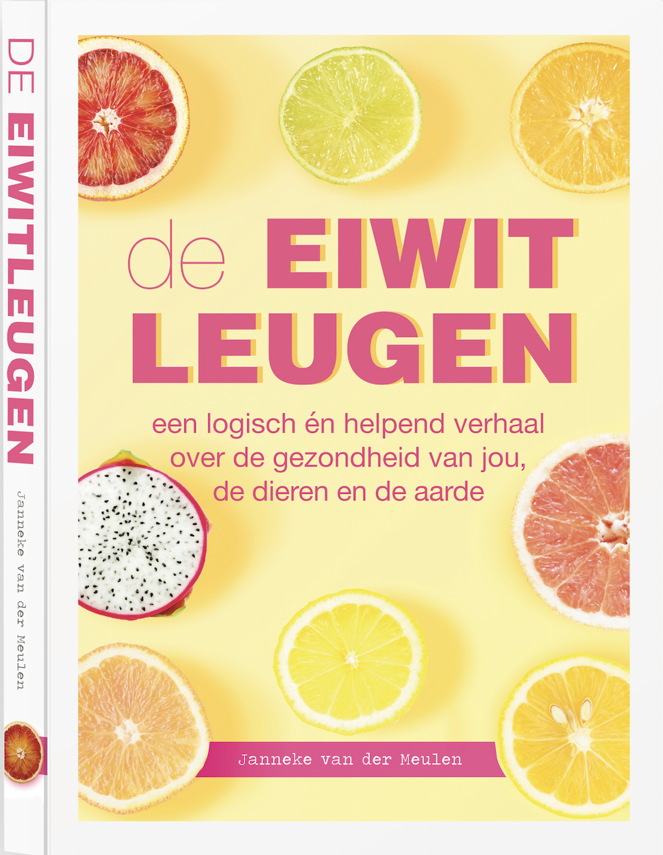 COVER DE EIWITLEUGEN WEBSITE